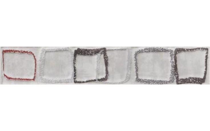 RAKO CONCEPT MONOPOLI listela 25x4,5cm světle šedá WLAH5012