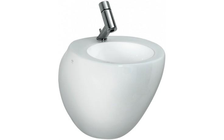 LAUFEN IL BAGNO ALESSI ONE umývátko 665x420mm s otvorem, bílá LCC