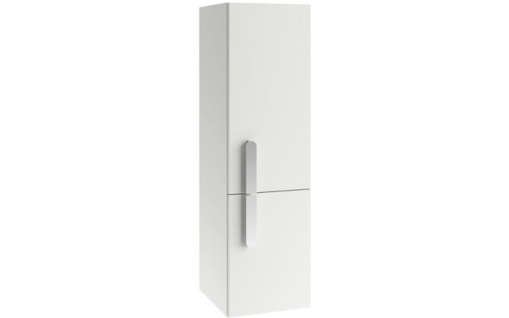 Nábytek skříňka Ravak Chrome SB 350 L boční sloup 35x37x120 cm bílá/bílá
