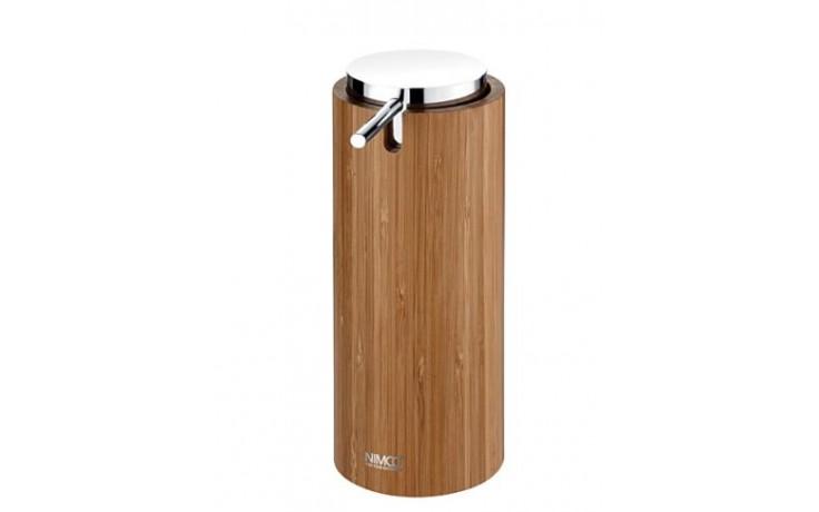 NIMCO NIBU dávkovač na tekuté mýdlo 70x107x173mm chrom NI 9031-95