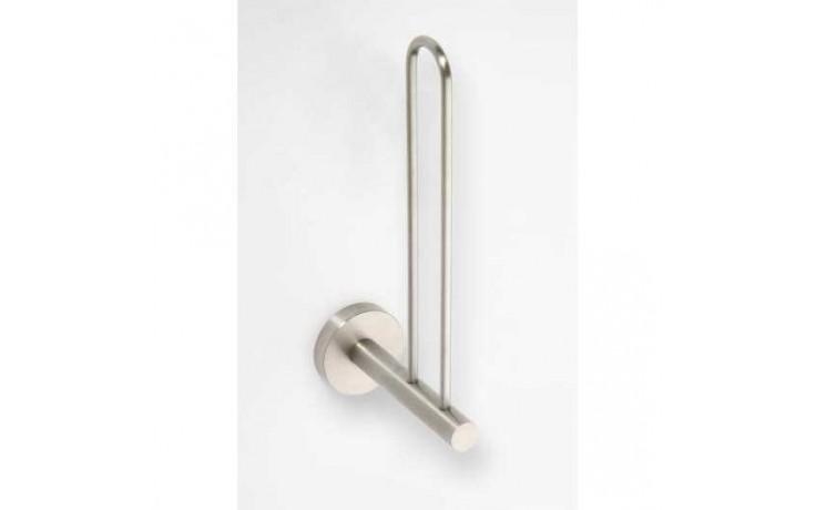 Doplněk držák toal. papíru GOZ METAL rezervní držák toaletního papíru 54x246x12 2mm nerez brus