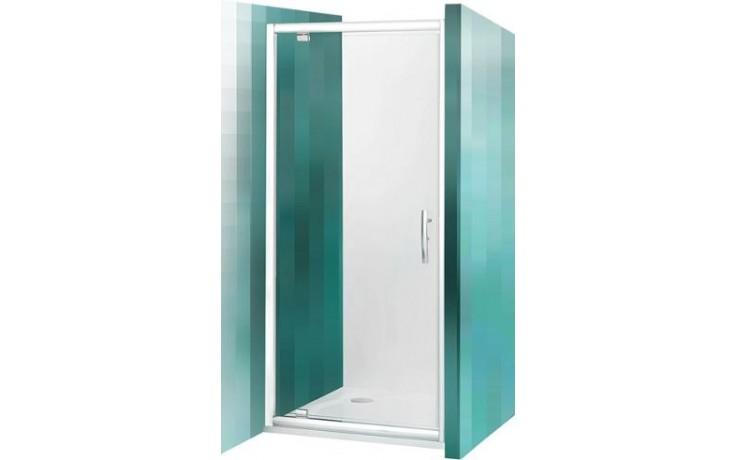 ROLTECHNIK PROXIMA LINE PXDO1N/900 sprchové dveře 900x2000mm jednokřídlé, brillant/satinato