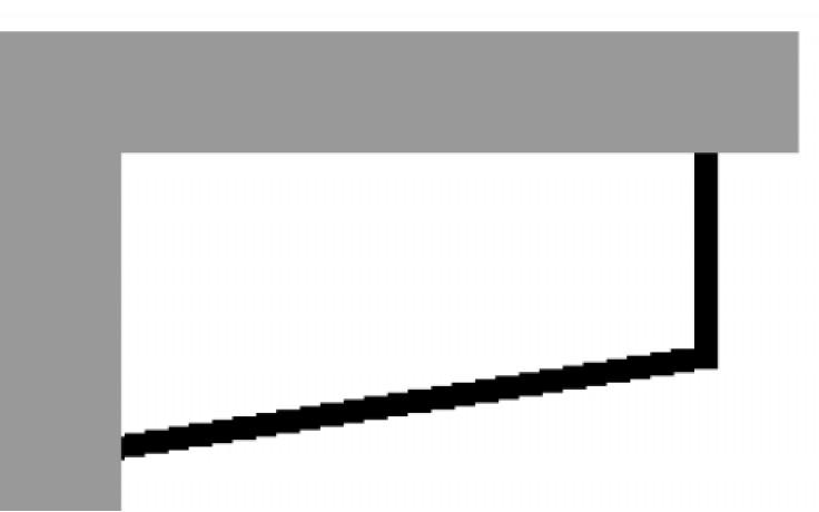 Příslušenství k vanám Duravit - Paiova dřevěný panela pro vanu 1800x1400mm Ořech kartáčovaný