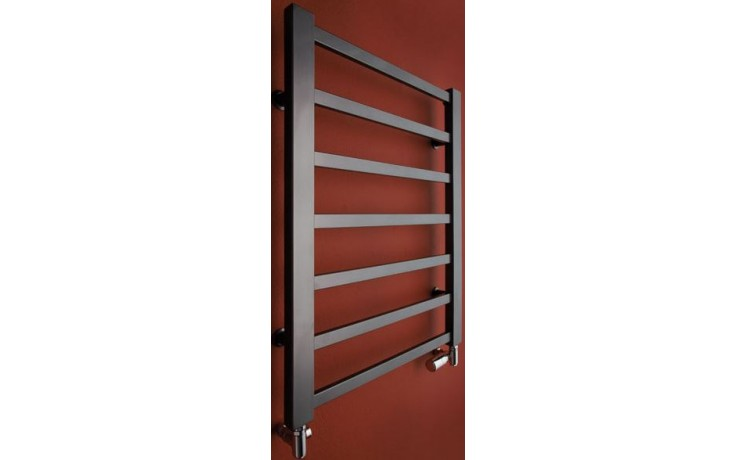 P.M.H. GALEON G4A koupelnový radiátor 6001280mm, 490W, metalická antracit