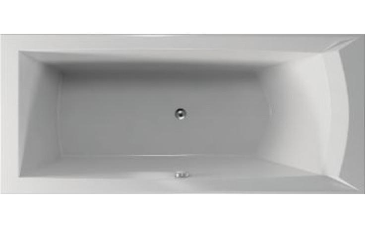Vana plastová Teiko klasická Porta 160 L 160x75x50cm bílá