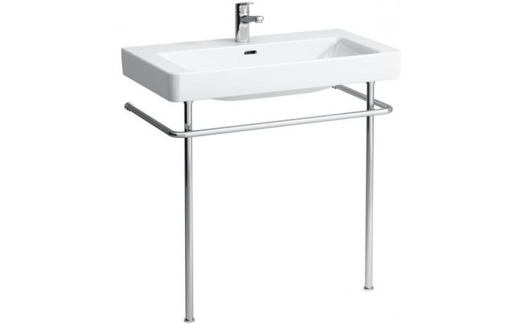Příslušenství k umyvadlům Laufen - Pro S nohy k umyvadlu s držákem ručníků  chrom