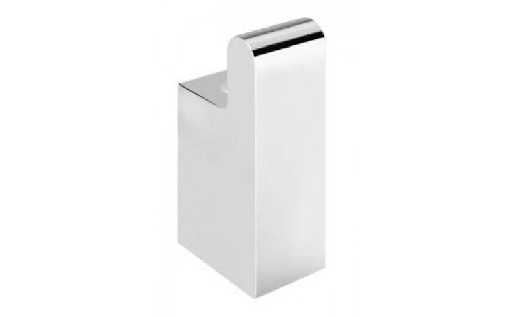 JIKA PURE háček na ručníky 16x25mm, chrom