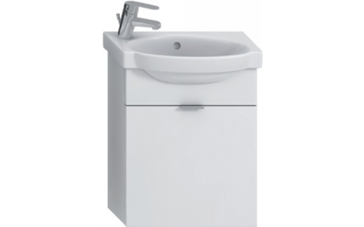 JIKA TIGO skříňka s umývátkem 415x165x535mm s výklopnými dvířky, bílá 4.5510.6.021.500.1