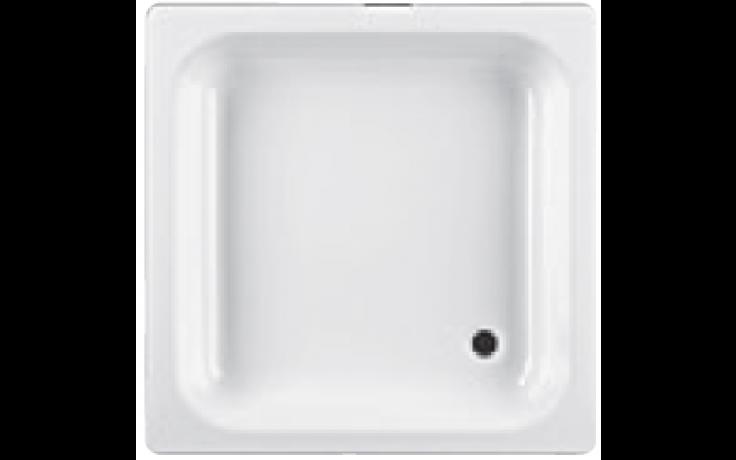JIKA SOFIA ocelová sprchová vanička 800x800x135mm čtvercová, bílá