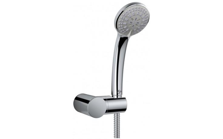 IDEAL STANDARD IDEALRAIN sprchová sada S3 3-funkční ruční sprcha 80mm s držákem chrom B9507AA