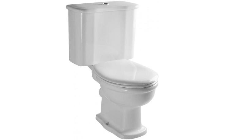 WC kombinované Vitra odpad vodorovný Aria, pouze mísa  bílá VC