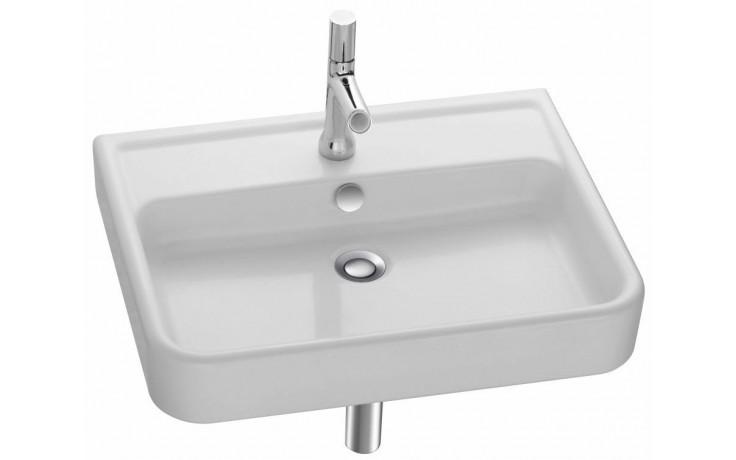 KOHLER REPLAY klasické umyvadlo 600x460mm s otvorem, white 4117K-00