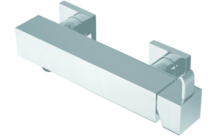 CRISTINA QUADRI sprchová baterie nástěnná páková 258x84mm chrom LISQM40151