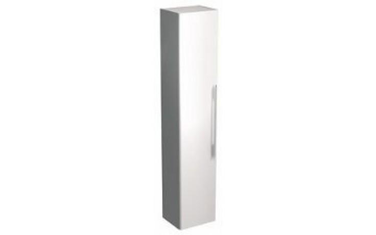 KOLO TRAFFIC postranní skříňka 36x180cm vysoká, závěsná, lesklá bílá 88419000