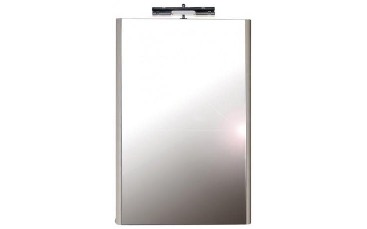 RAVAK ROSA M560 zrcadlo 565x30x800mm s integrovaným světlem bříza/bílá X000000240