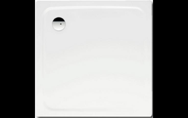 KALDEWEI SUPERPLAN 391-1 sprchová vanička 1000x1000x25mm, ocelová, čtvercová, bílá Perl Effekt, Antislip 447035003001