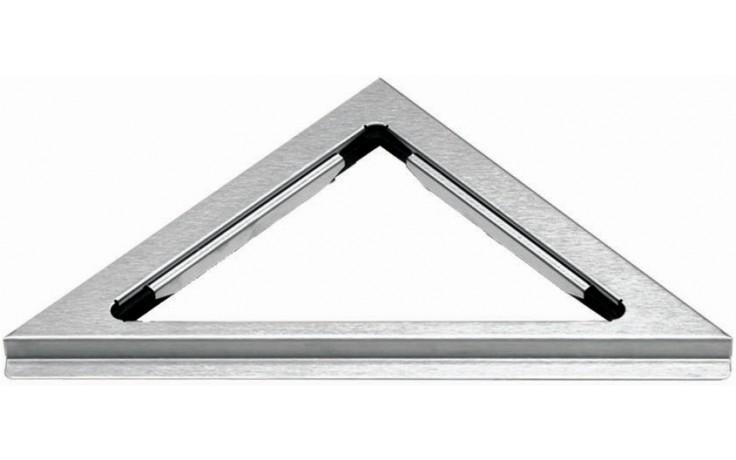 UNIDRAIN 2500 roh 270/193mm, nerezová ocel