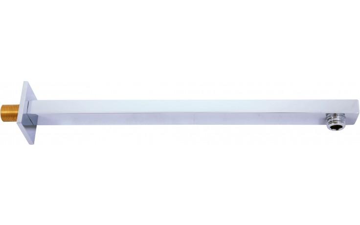 """Příslušenství ke sprše Easy - pevný držák boční hranatý l=38 cm, 1/2"""" kov"""
