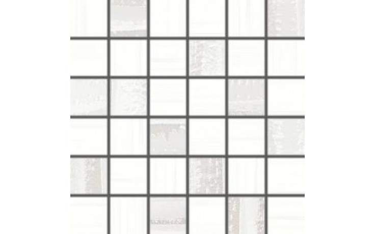 Obklad Rako Easy mozaika 5x5 (30x30) cm bílá