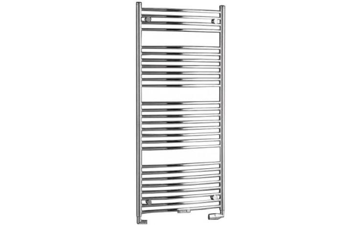 P.M.H. DANBY D2 koupelnový radiátor 940/600, středové připojení, metalická antracit