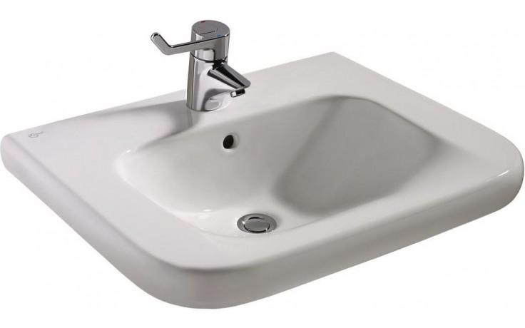 Umyvadlo speciální Ideal Standard - Contour 21 60x54,5 cm bílá
