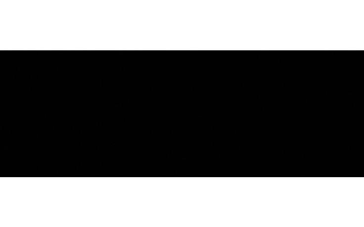 MARAZZI COLORUP obklad 32,5x97,7cm nero, MJU4