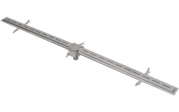 SANELA SLKN01 štěrbinový žlábek 2000mm, nerez
