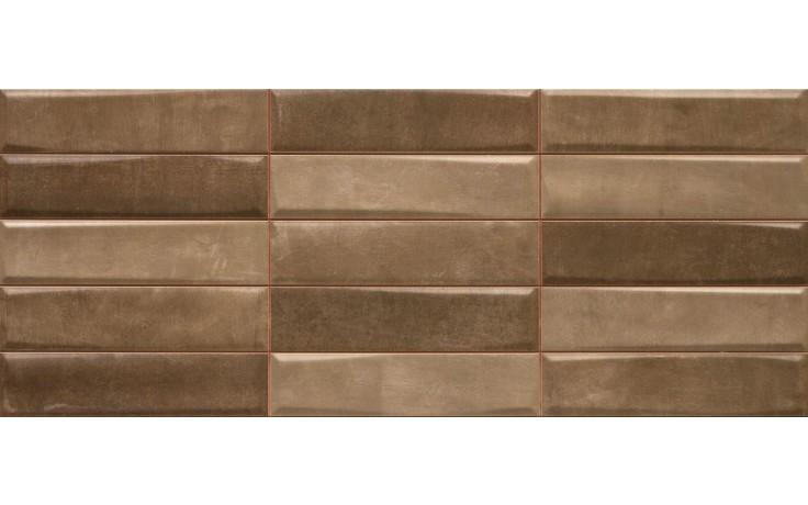 CIFRE OXIGENO SMART dekor 20x50cm, brown