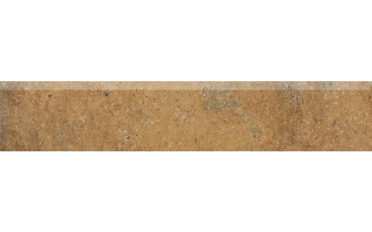 RAKO SIENA sokl 45x8,5cm hnědá DSAPM664