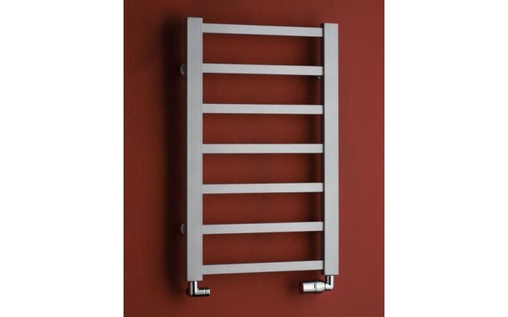 Radiátor koupelnový PMH Galeon 600/790 340 W (75/65C) metalická stříbrná 29/70587