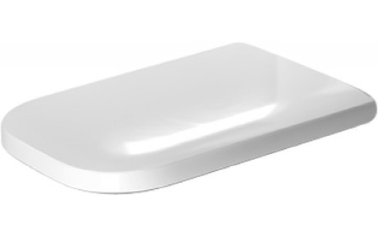 DURAVIT HAPPY D.2 WC sedátko bez sklápěcí automatiky, bílá 0064610000