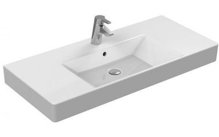 IDEAL STANDARD STRADA umyvadlo 1010x455x150mm, s otvorem a přepadem, bílá