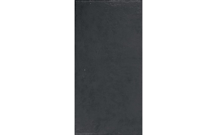 RAKO CLAY dlažba 30x60cm černá DARSE643