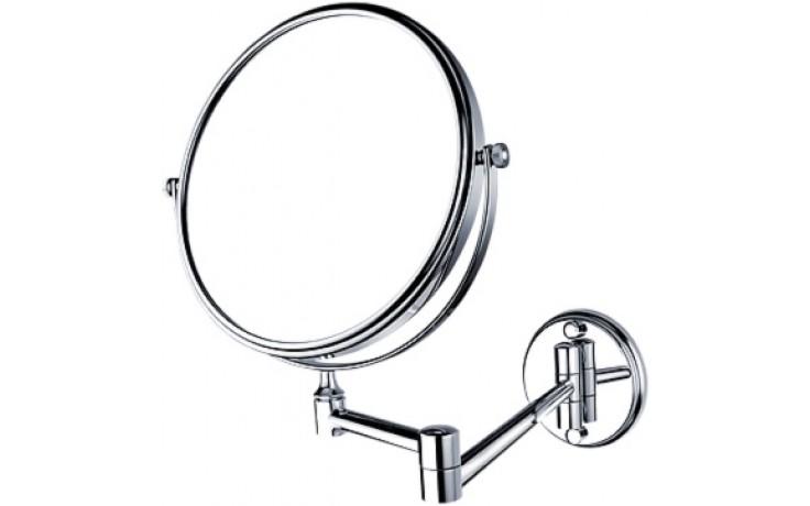 NIMCO kosmetické zrcadlo 200mm nástěnné, chrom ZR 8992B-26