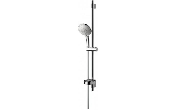 IDEAL STANDARD IDEALRAIN set XL3 3-funkční ruční sprcha 140mm/sprchová tyč 900mm chrom B9434AA