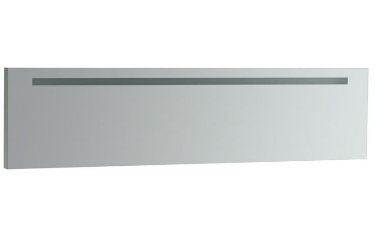 LAUFEN ILBAGNOALESSI ONE zrcadlo 1600x60x400mm s osvětlením, s rámem 4.4844.1.097.200.1