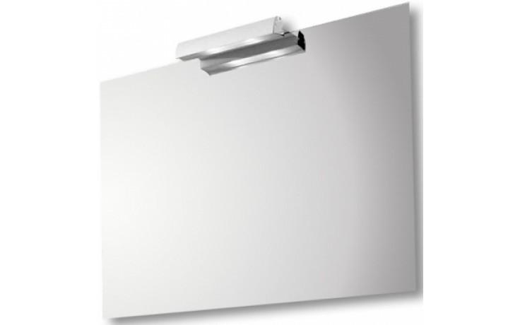 Nábytek zrcadlo Roca Victoria 80cm bílá lesklá lak