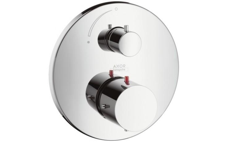 AXOR STARCK termostat pod omítku s uzavíracím ventilem chrom 10700000