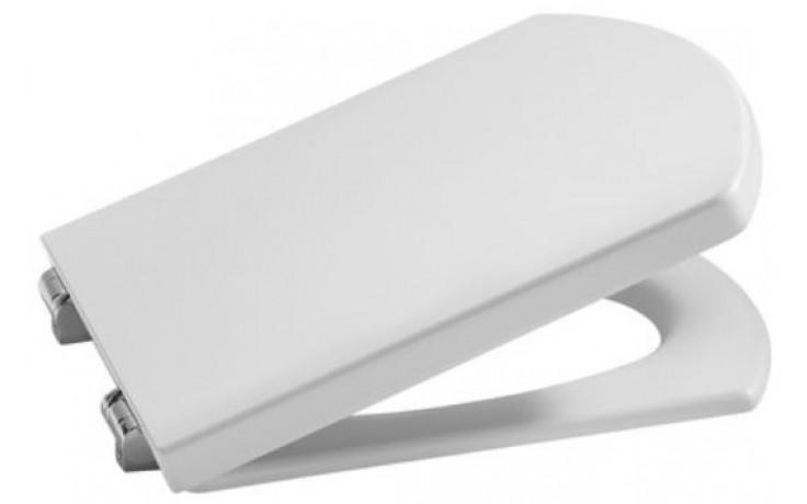 ROCA HALL sedátko 360x420mm odnímatelné, s antibakteriální úpravou, duroplast, bílá