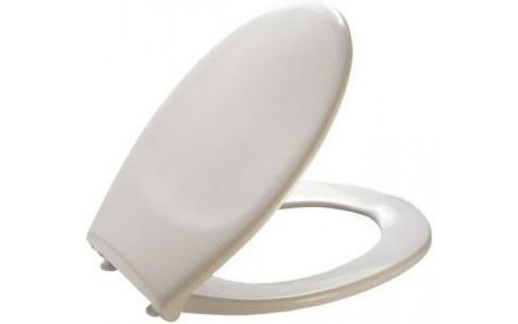 CONCEPT 200 U WC sedátko 370x435-443mm duroplastové, bílá