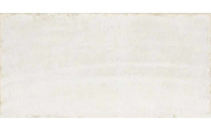 Obklad Rako Manufactura 20x40 cm bílá