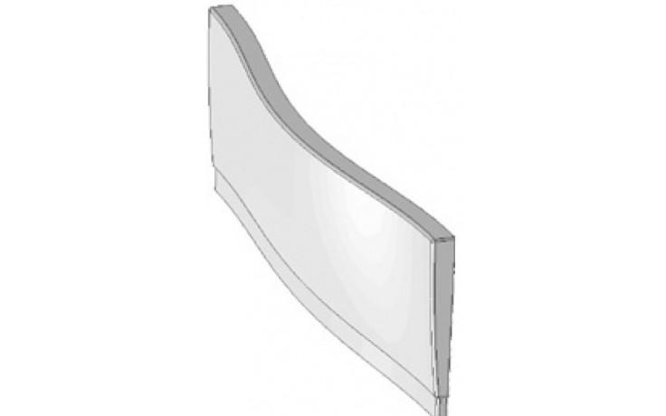 RAVAK MAGNOLIA 180 panel 1800x565mm čelní, snowwhite CZ61000A00