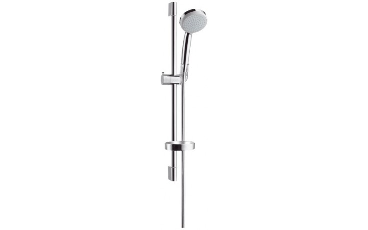 HANSGROHE sada ruční sprcha Croma 100 Mono/nástěnná tyč Unica'C chrom 27742000