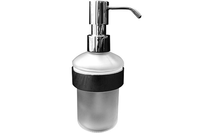DURAVIT D-CODE zásobník na mýdlo chrom/sklo 0099161000
