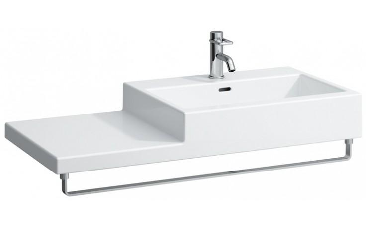 Příslušenství k umyvadlům Laufen - Living Style držák na ručník 100 cm chrom