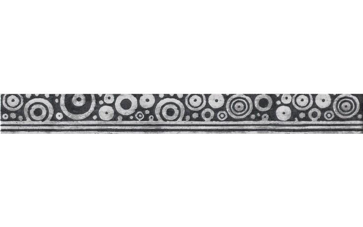 IMOLA BLOWN listela 4,5x40cm white, L.MODE 4W