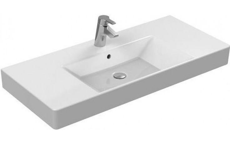 IDEAL STANDARD STRADA umyvadlo 710x455x150mm, nábytkové, s otvorem a přepadem, bílá