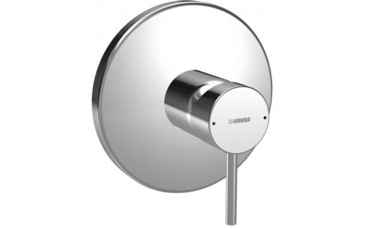 HANSA STELA sprchová baterie Ø170mm, podomítková páková, chrom