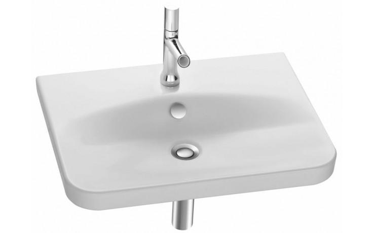 KOHLER REPLAY klasické umyvadlo 600x460mm s otvorem, white 4113K-00