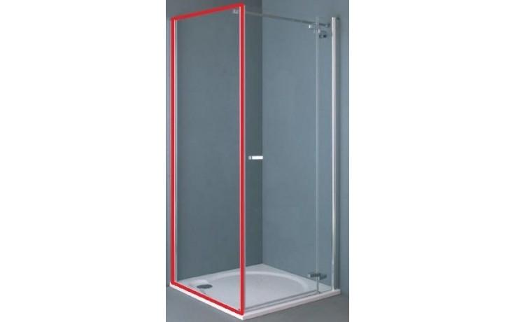 ROTH SBL boční zástěna 720x2000mm, plast, brillant/transparent